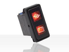Sealed Rocker Switches with Illuminated Plug | TTI, Inc