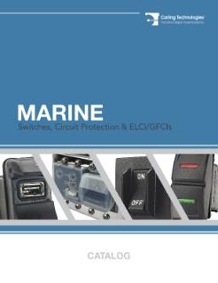 Carling Technologies Marine SW, CP & ELCI/GFCIs | TTI, Inc