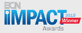 Impact Winner Award logo