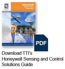Download TTI's Honeywell Sensing and Control Solutions Guide