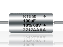 Tantalum Thru-Hole Molded Capacitors | TTI, Inc