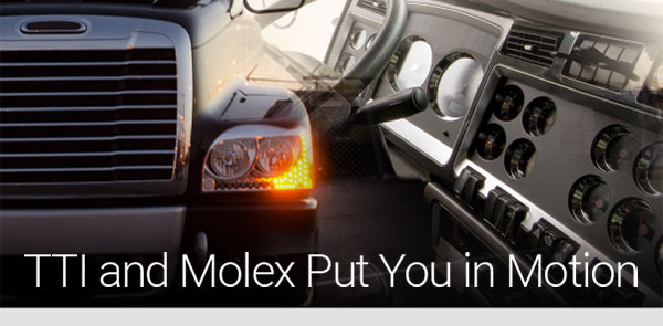 Molex High-performance Transportation Solutions