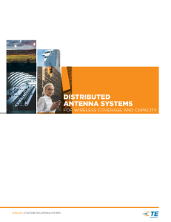TE Connectivity Distributed Antenna Systems | TTI, Inc