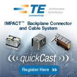 IMPACT™ Backplane Connector System